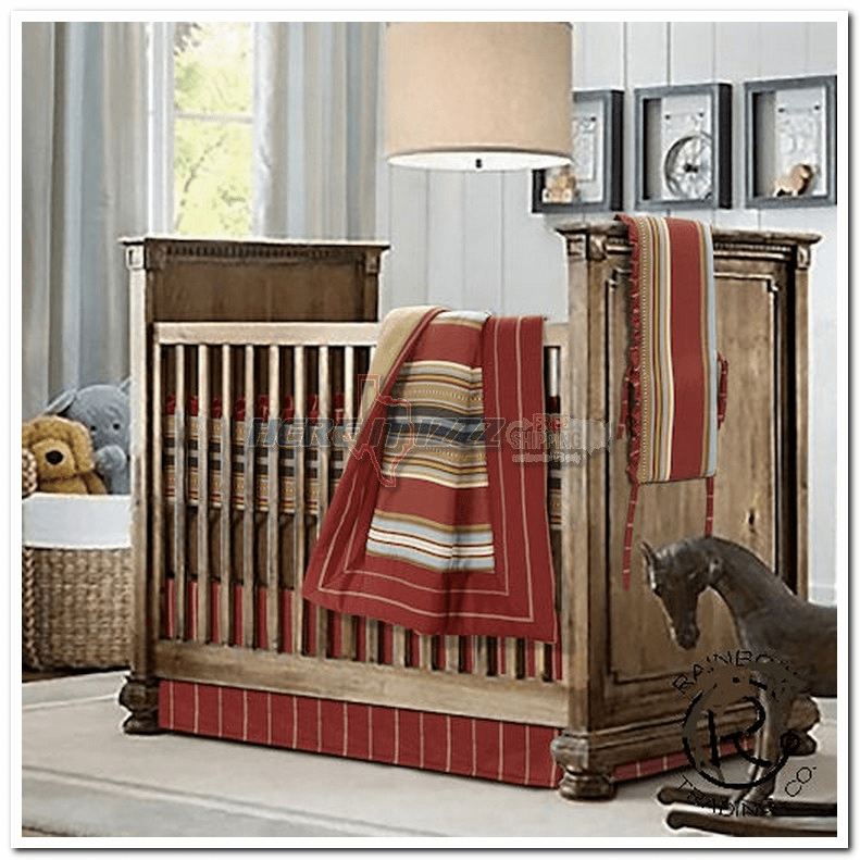 Little Montana Crib Bedding Set