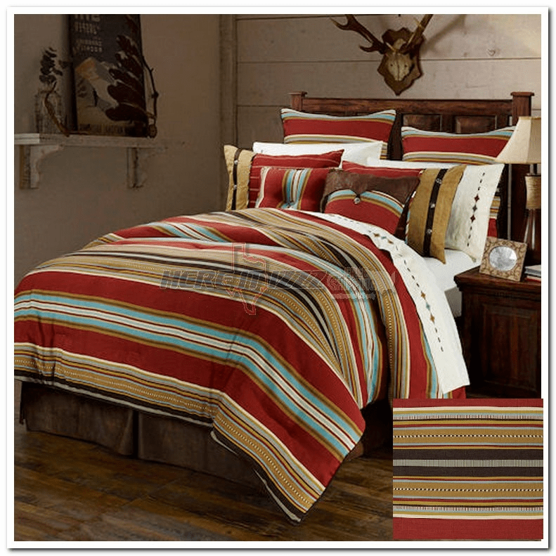 Montana Bedding Set Queen