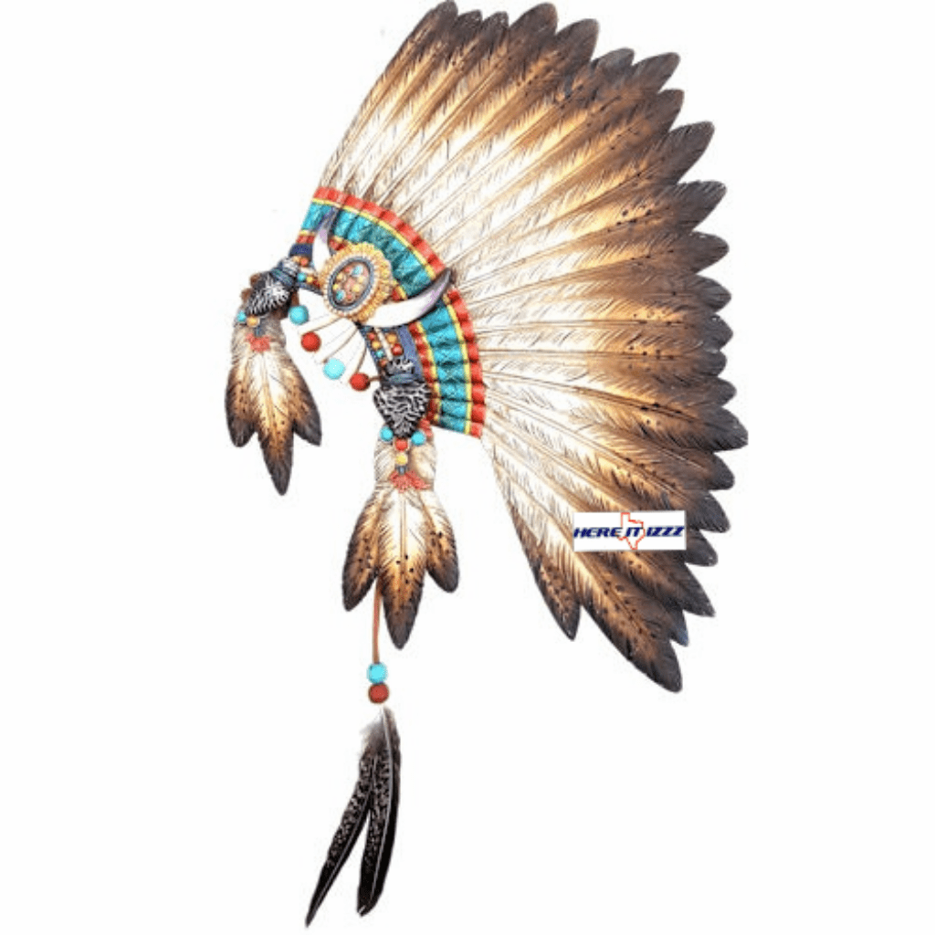 Native American Indian Head Dress