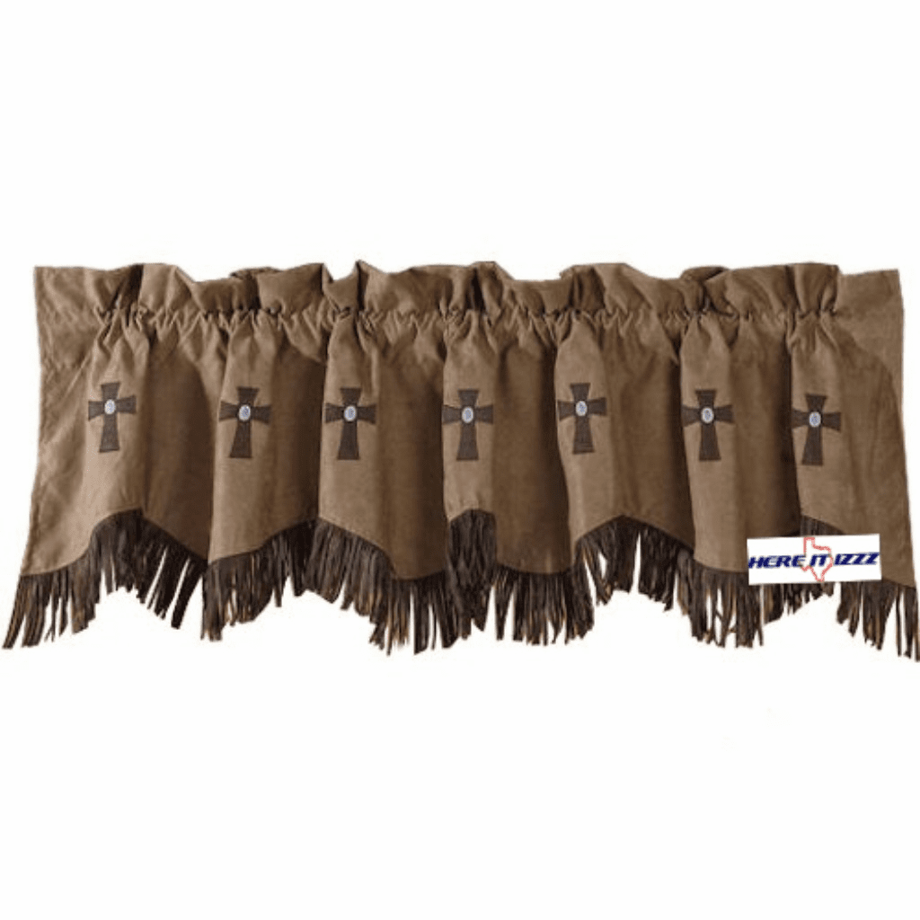Navaho Cross  Valance