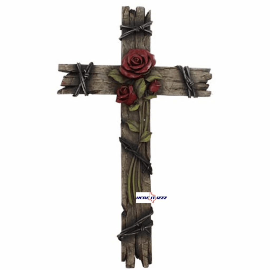 Rose Wood Look  Cross