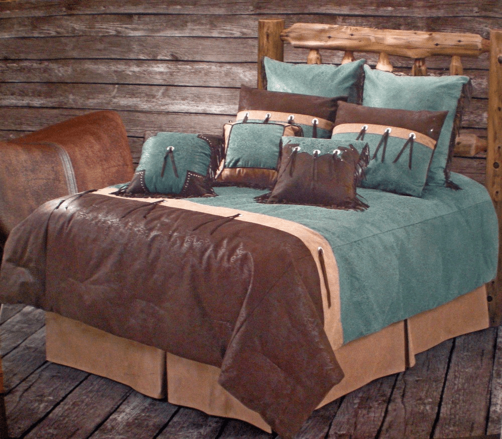 San Juan Western Bedding Collection