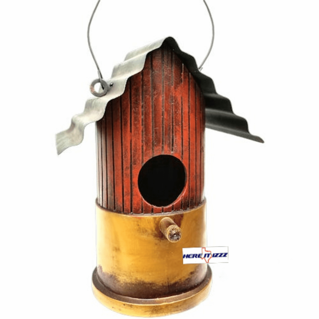 Shotgun Shell Birdhouse