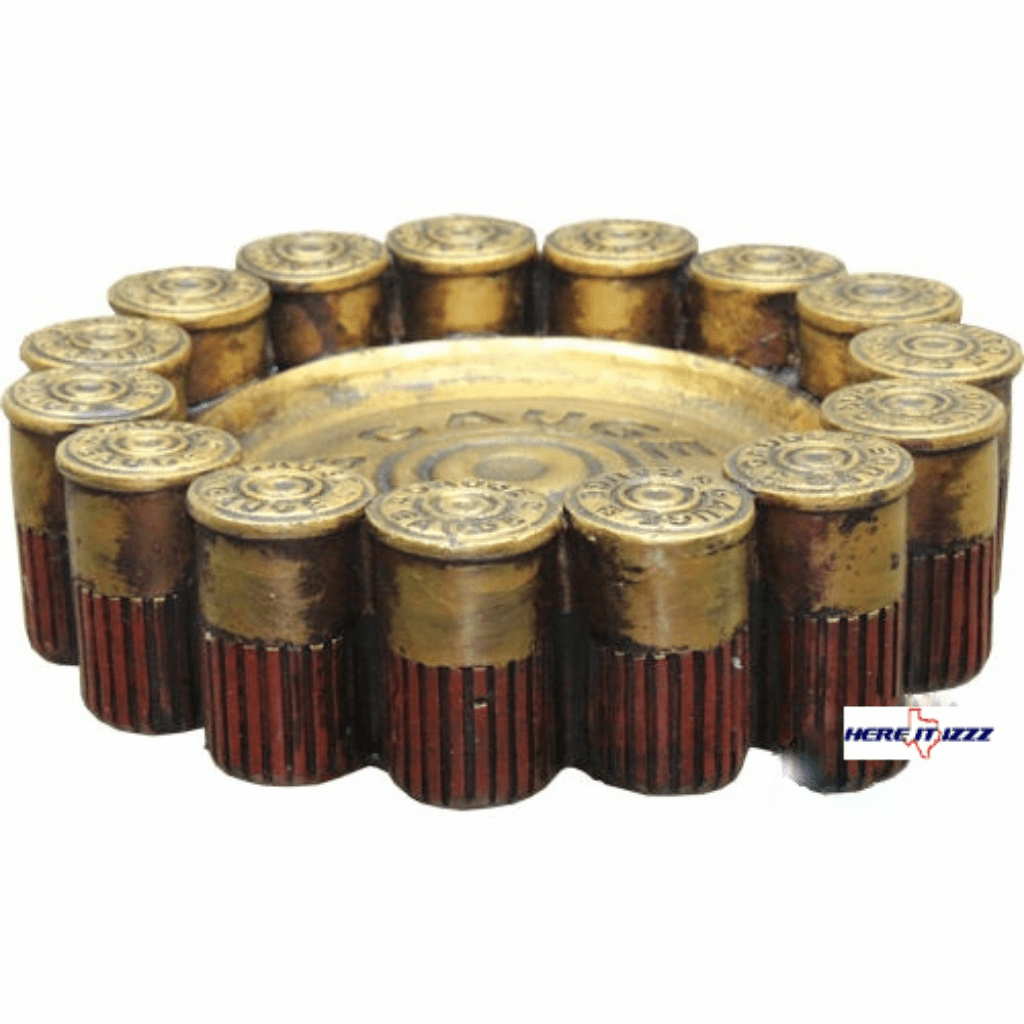 Shotgun Shell Dish