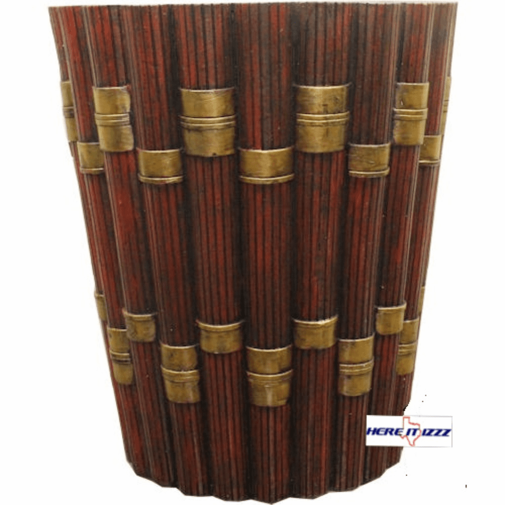 Shotgun Shell Wastebasket