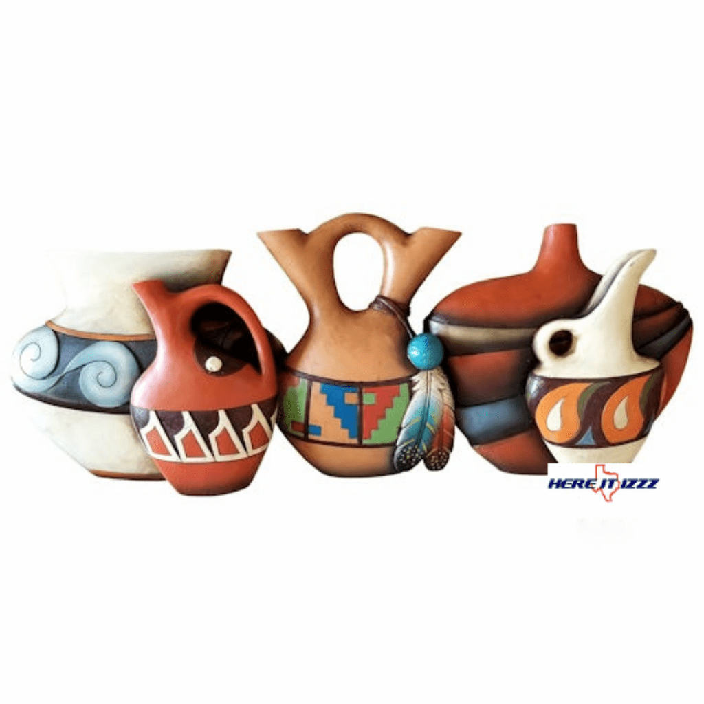 Southwest Clay Pot Wall Art