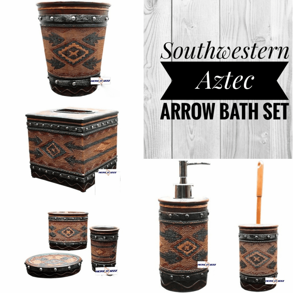 Southwestern Aztec Arrow Complete  Set