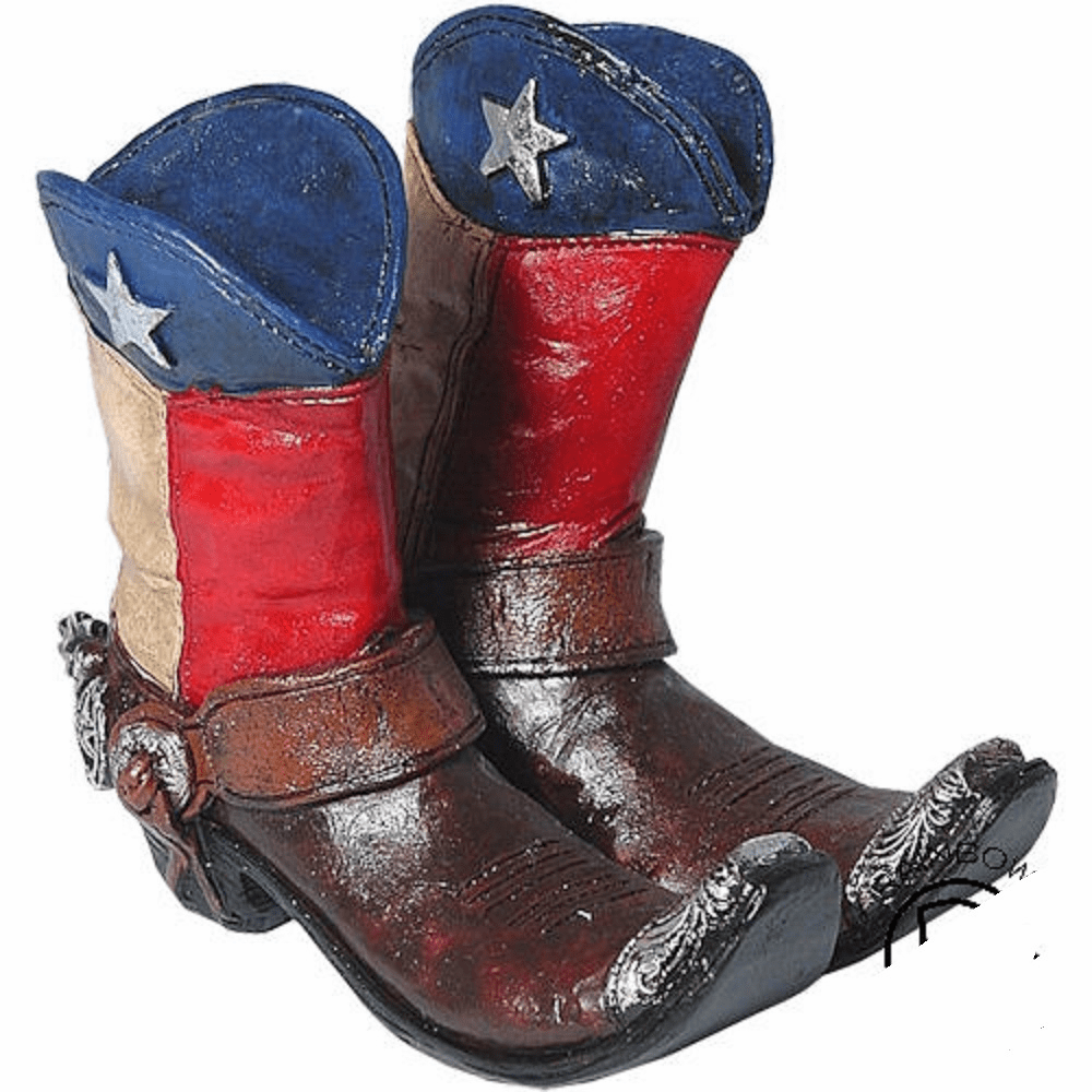 Texas Boot Business Card Holder