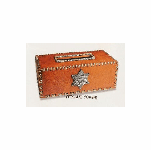 Texas Star Western Tissue Box Cover Cowboy Home Decor