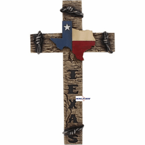 Texas State  Wall Cross