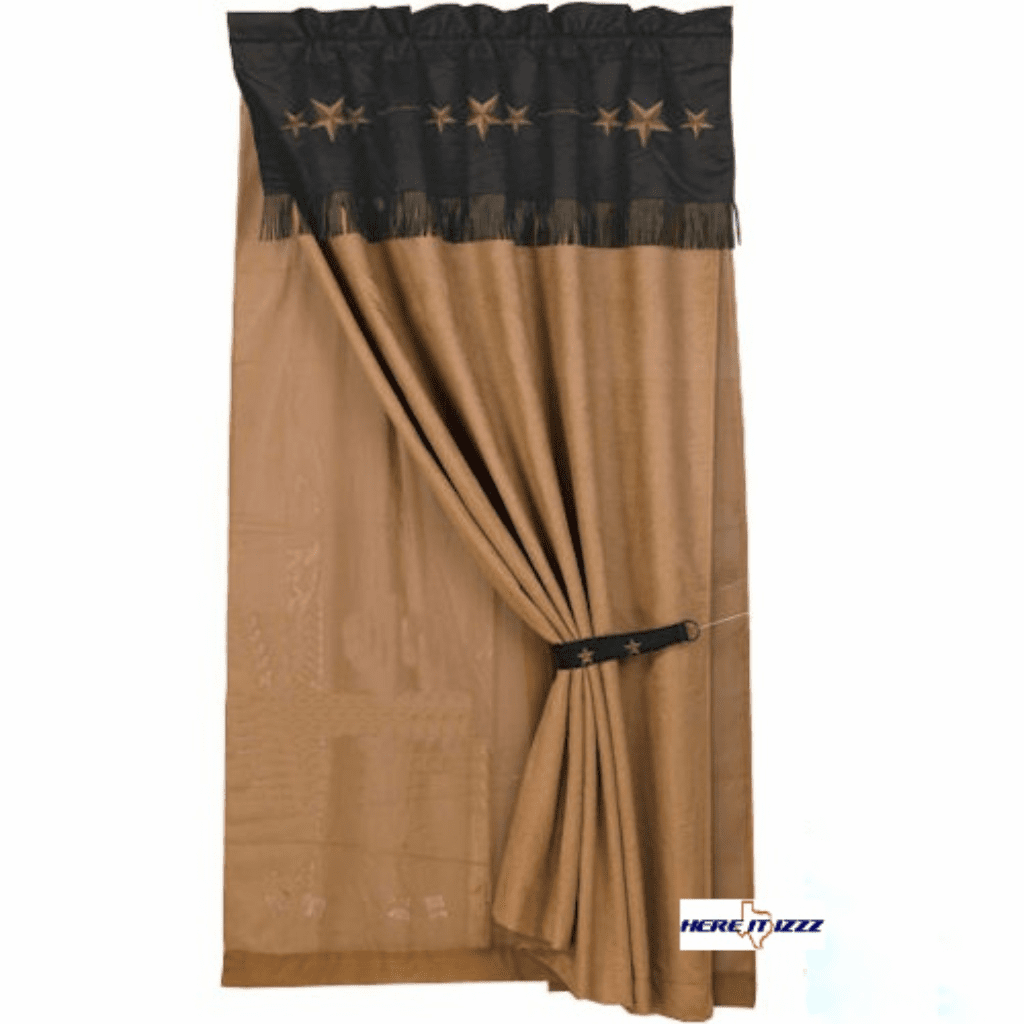 Triple Star Curtain