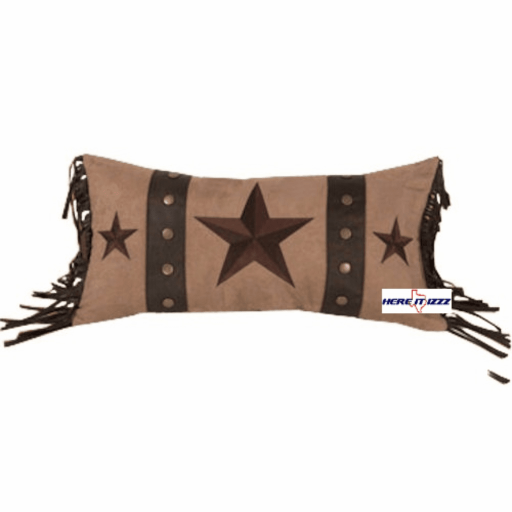 Triple Star Neck Pillow