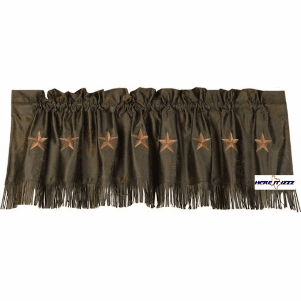 Triple Star    Valance