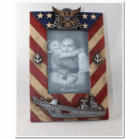 U.S. Navy Photo Picture Frame