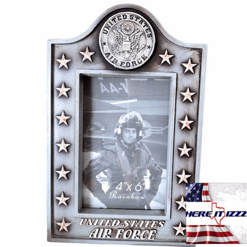 United States Air Force 4x6 Picture Frame
