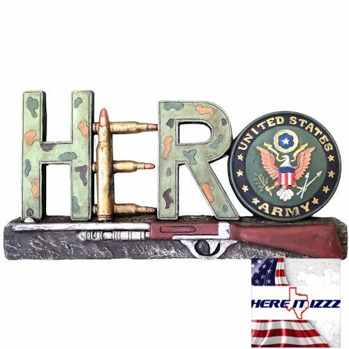 United States Army Hero Self-standing Sign