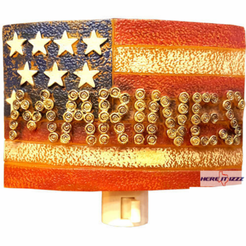 United States Marines Night Light