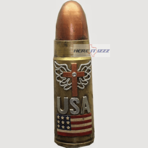 Usa Bullet Piggy Bank