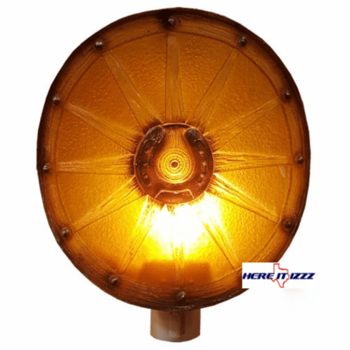 Wagon Wheel Night Light