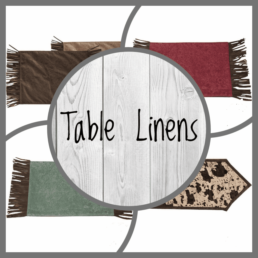 Western Table Linens