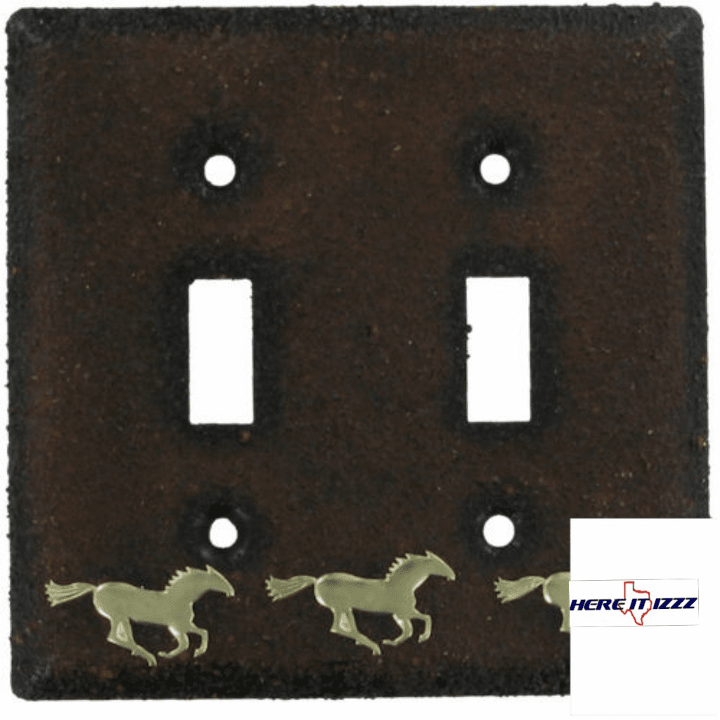 Wild Horse Mustang Double Switch