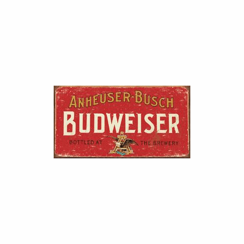 Budweiser - Weathered