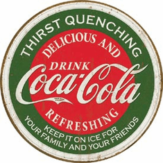 COKE - Thirst Quenching