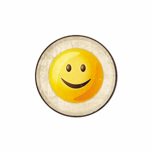 Emoji - Smiling Tin Signs