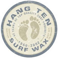 Hang Ten Surf Wax