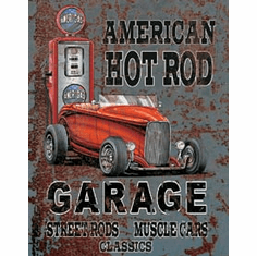 Legends - American Hot Rod