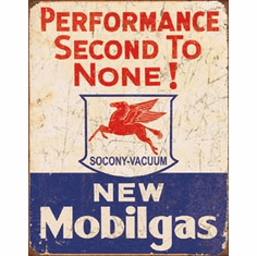 Mobil Gas - 2nd to None