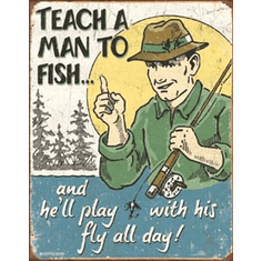 Schonberg - Teach a Man to Fish