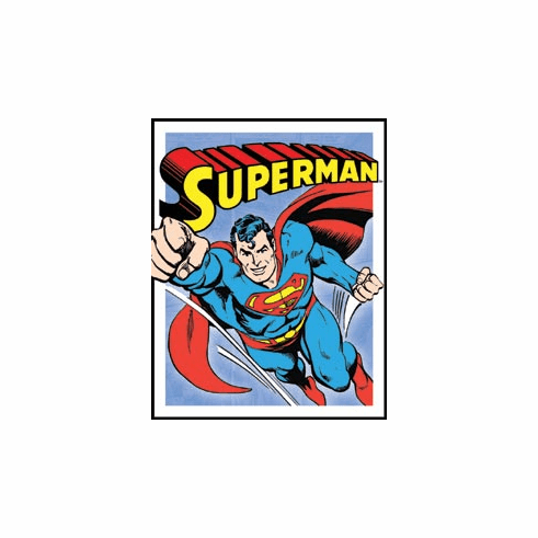 Superman - Retro Panels