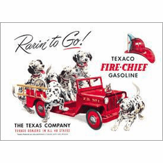 Texaco - Rarin' to Go