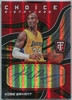 2017 Panini Totally Certified Basketball Choice Signatures Kobe Bryant Autograph #CS-KBR #05/35