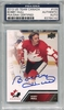 Bobby Hull PSA/DNA Certified Authentic Autograph - 2013 UD Team Canada