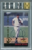 Derek Jeter BGS Certified Authentic Autograph - 1994 Signature Rookies