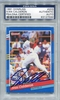 Ivan Calderon (Deceased) PSA/DNA Certified Authentic Autograph - 1991 Donruss