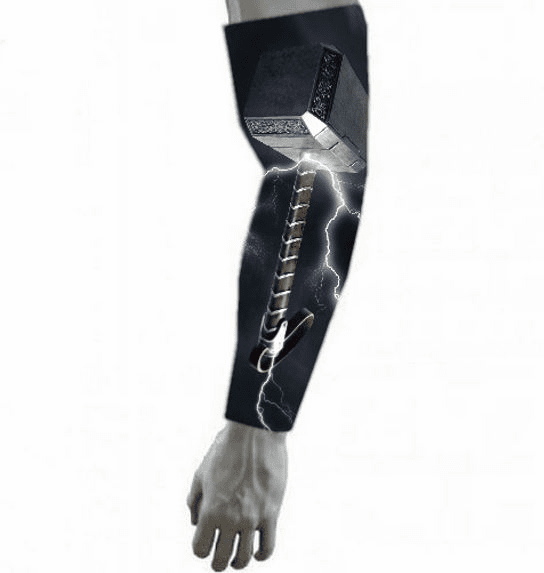 Avengers Infinity War Compression Arm Sleeve Thor