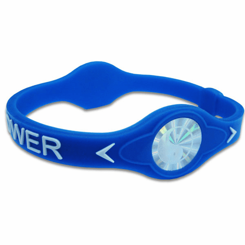 Power Energy Balance Bracelet (Blue)
