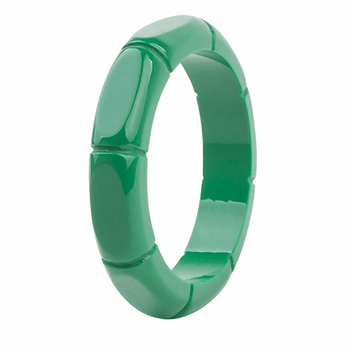 Candy Green Bamboo Spacer
