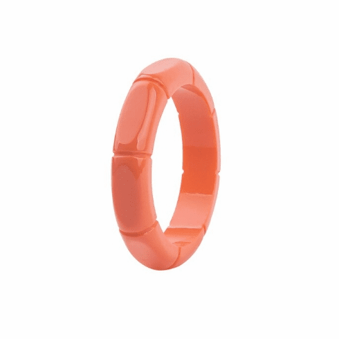 Candy Orange Bamboo Spacer