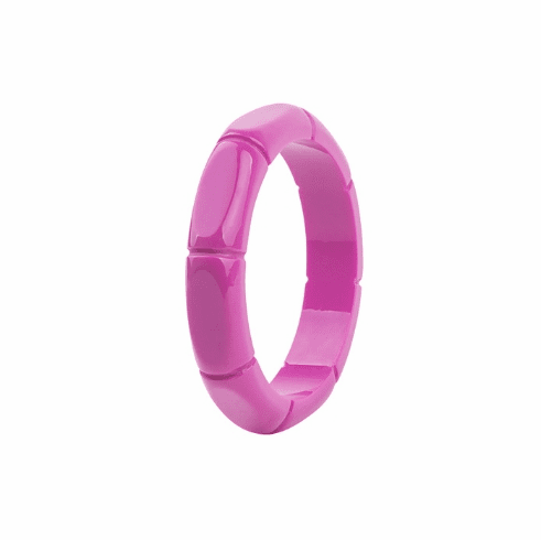 Candy Purple Bamboo Spacer