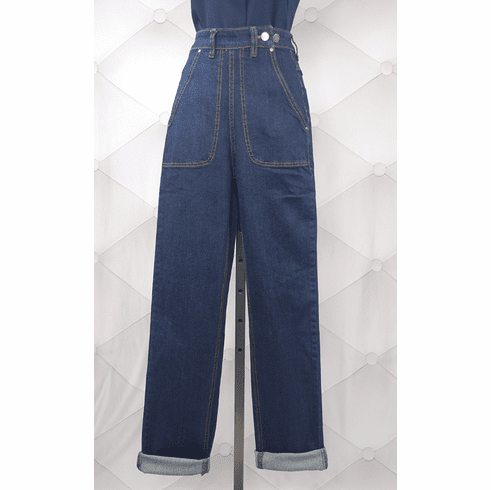 Classic Reproduction Jeans - Indigo