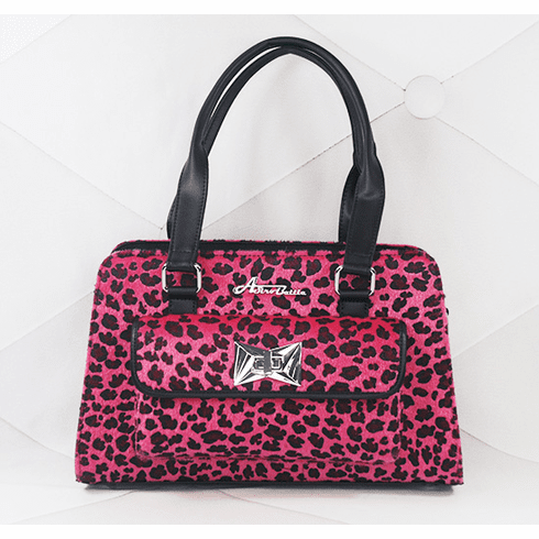 Cosmo - Pink Leopard
