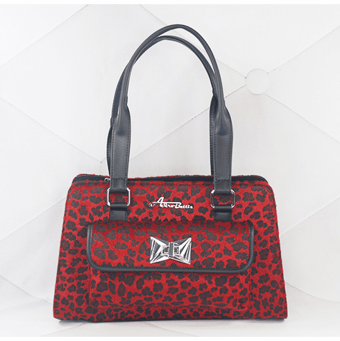 Cosmo - Red Leopard