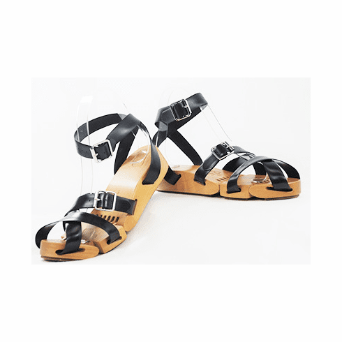 Flexible Wedge Sandals