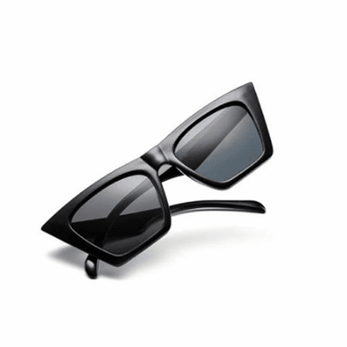 Sunglasses - Black Cat Eye