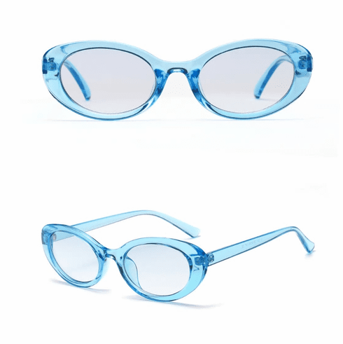 Sunglasses - Blue Oval ** SOLD OUT - RESTOCKING SOON**