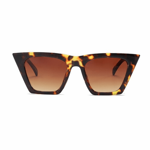 Sunglasses - Leopard Cat Eye